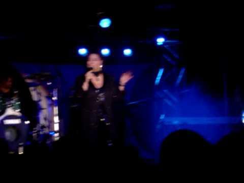 MILLIE JACKSON live in Las Vegas  October 2003 - 6