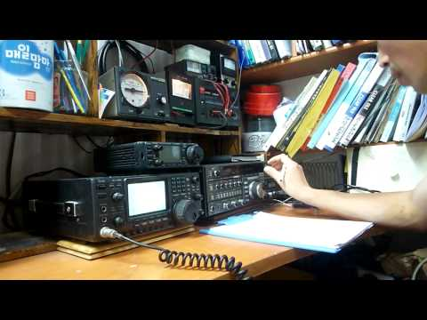 FO-29 Satellite SSB JR8LWY QSO