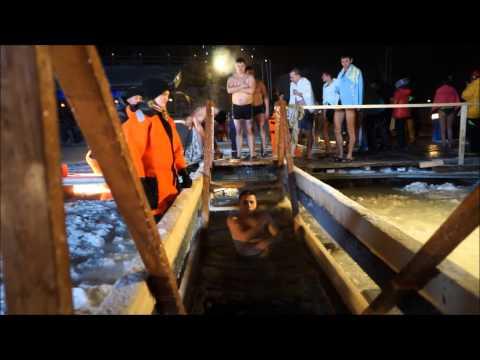 На крещенское купание в ночь с 18 на 19 января и в течение всего 19 января в северном округе официально оборудуют