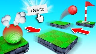 This Map Made Him DELETE GOLF IT!