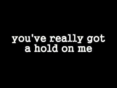 Beatles - You Really Got A Hold On Me