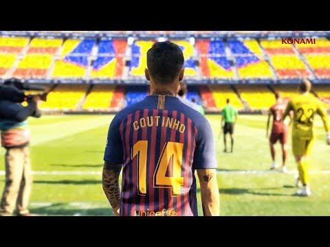 PES 2019 БУДЕТ КРУЧЕ FIFA 19