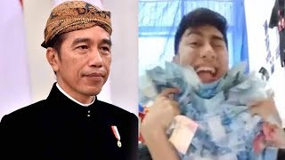 Pria Viral yang Dulu Hina Jokowi Ditangkap Curi  27 iPhone, Total Rp500 Juta untuk Pamer di Facebook