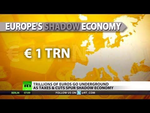 Black Books: EU shadow economy booms as austerity bites