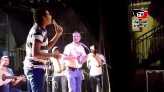 تفاعل جماهيري في حفل «منيب باند» بساقية الصاوي