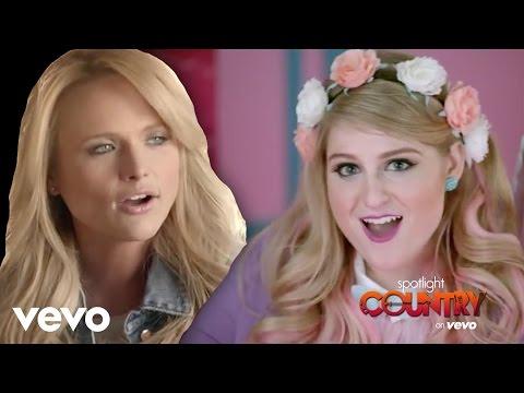 Meghan Trainor, Miranda Lambert & More of 2014′s Crossovers (Spotlight Country)