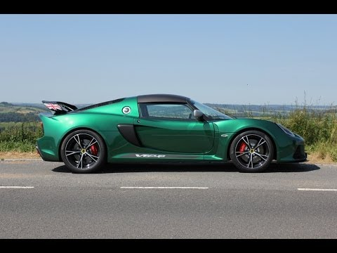 Lotus Exige V6 Cup Year One. 12 month ownership review.