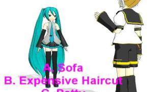 [MMD English Cup 1] The Krusty Vocaloid Training Video [MOMI Cup Entry 1]