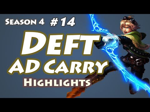 SAMSUNG Deft - Ezreal(with Dandy Morgana) vs Graves - KR LOL SoloQ Highlights
