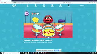 muppet baby game part 1