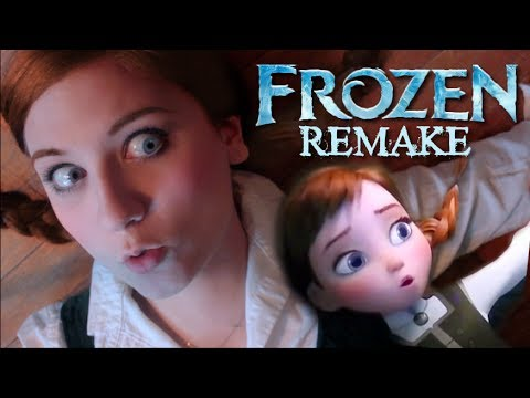 Frozen - Do You Want To Build A Snowman (music Video) video