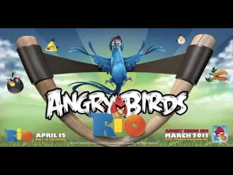 Angry Birds Rio Theme Song video