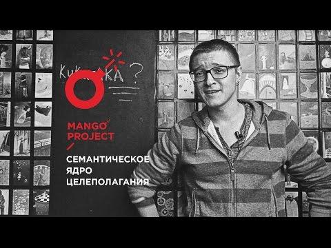 RADIO MANGO: семантическое ядро целеполагания