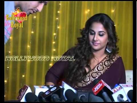 Vidya Balan & Mohit Suri at on set of 'Udann' for Prmote film 'Humari Adhuri Kahaani'  1