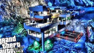 Ex_Machina Inspired Mansion - GTA 5 PC MOD
