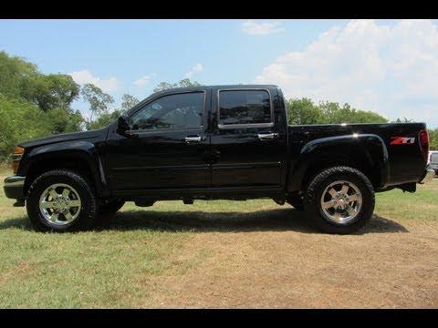 Sold 2011 Chevrolet Colorado Lt Crewcab 4x2 Z71 4800 Miles