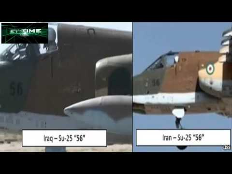 Iranian attack jets deployed' to help Iraq fight Isis