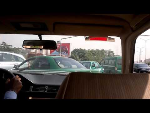Nigeria Traffic Chaos In Abuja Nigeria's State Capital City 14