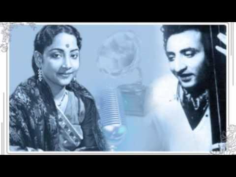 Geeta Dutt G M Durrani : Humse thoda thoda pyaar  : Film - Baghdad...