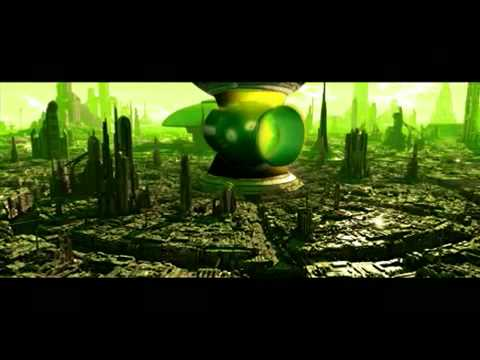 The Green Lantern Movie Trailer 2011 (see Description)