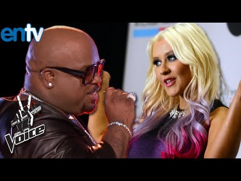 The Voice Season 5 - Christina Aguilera and Cee Lo Returning