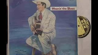 Watch Hank Williams Low Down Blues video