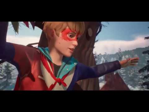 The Making of The Awesome Adventures of Captain Spirit
