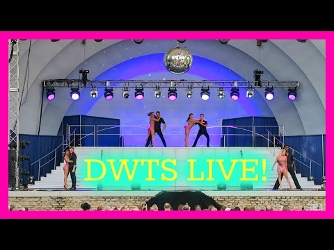 Girls Night Dancing With Stars Live Show