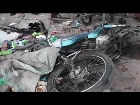 Nigeria: Dozens of Eid shoppers killed in Gombe market blasts