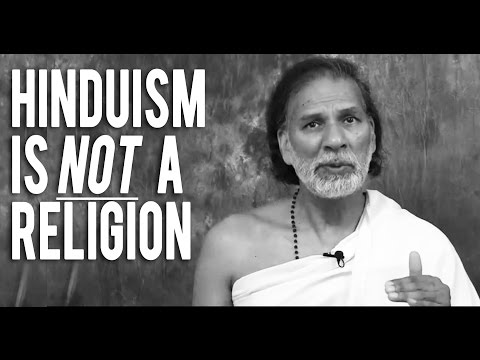 Hinduism is not a Religion - Hindu...