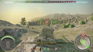 World of Tanks Xbox One/PS4 FV4005 STAGE ll - One shot maddness!!