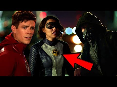 CICADA KNOWS NORA ALLEN REVEALED! WTF Is Going On? - The Flash 5x02 Breakdown