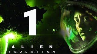 Walkthrough игры aliens isolation