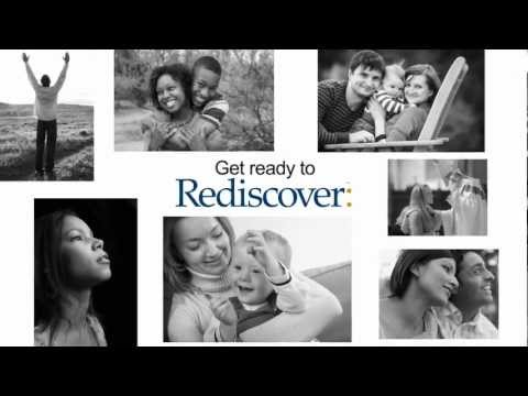 What is Rediscover:? Image