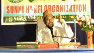 ahle quran firqa,ahle kitab (quranist group) exposed by mohammad farooque khan razvi part2.flv