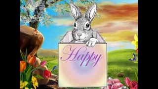 LEARN ENGLISH - Easter - present continuous