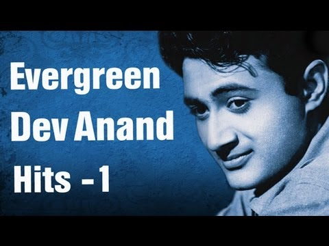 Best of Dev Anand Songs - Jukebox 1 - Top 10 Evergreen Dev Anand...