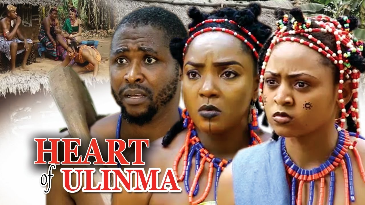 Heart of Ulinma Nigerian Nollywood Movie (Season 2)