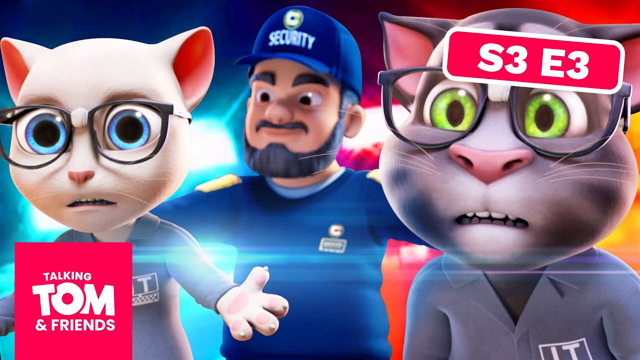 Talking Tom and Friends - Mission: Delete | Season 3 Episode 3
