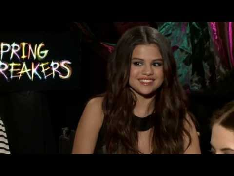 Interview with Spring Breakers Cast - Celebrity Interview