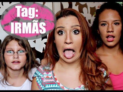 Tag: Irmãs - Com Bianca Andrade e suas duas pirralhas! hahaha