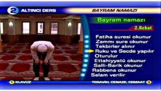 Namaz Ogretmeni CD 2 Tek Parca Full HD