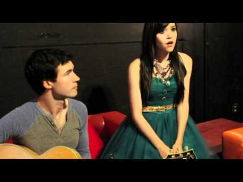 Poison and Wine - The Civil Wars (cover) Megan Nicole and Curtis Peoples Music Videos