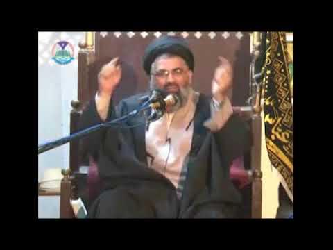 معاوضہ کی اور معرفت کی عبادت    Agha Syed Jawad Naqvi