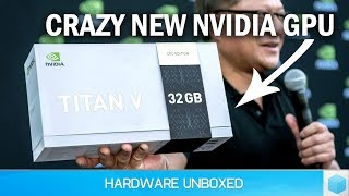 "News Corner | Nvidia Titan V ""CEO Edition"", Intel CEO Resigns, 32-Core Threadripper Called 2990X?"
