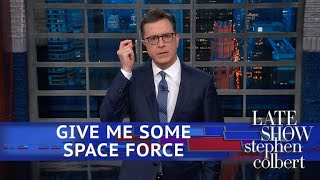 download musica Why Is Trump So Hot On The Space Force?