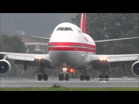 """Malaysia Airlines  Boeing 747-4H6   9M-MPP """"Retro"""""""