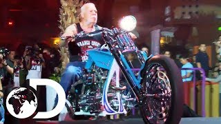 Unveiling Two Brand New Choppers In The Philippines | American Chopper