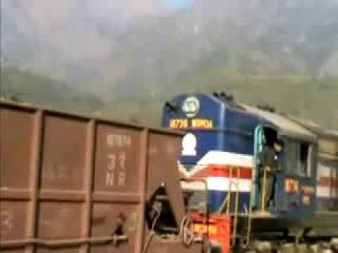 Railways conduct trial run of Udhampur-Katra train