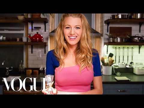 73 Questions with Blake Lively — Vogue